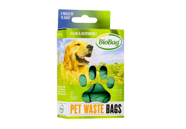 dog poop bags for kitchen compost