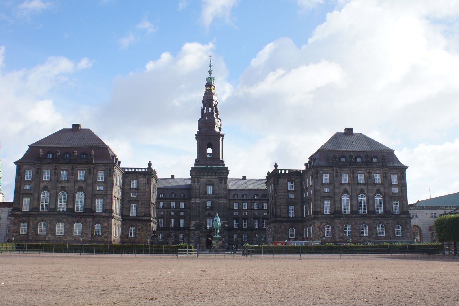 Christiansborg Palace - Copenhagen