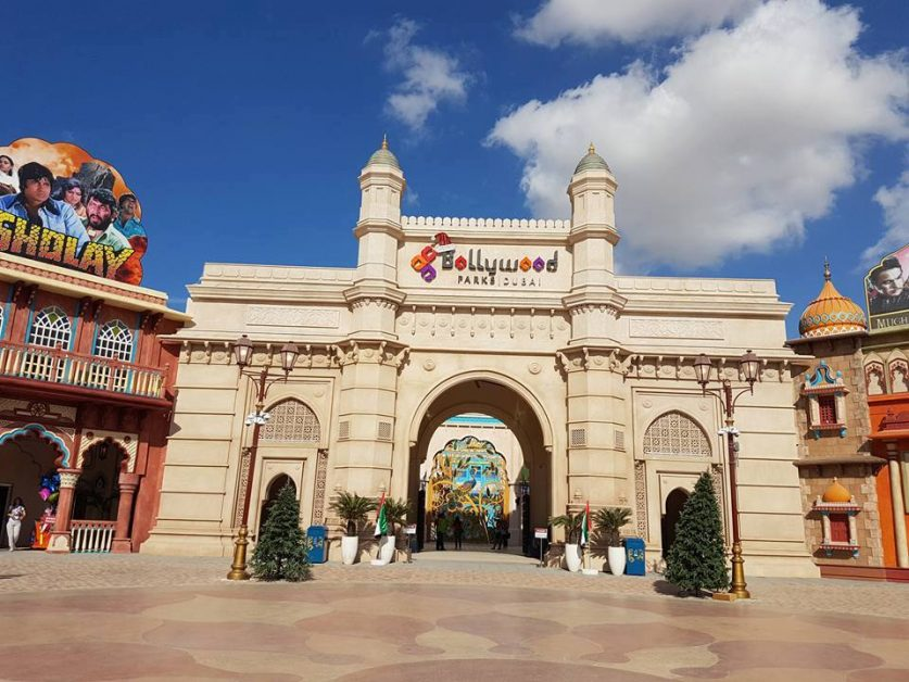 the whole family will love Dubai Parks and resorts