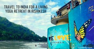 travel to india for a living yoga retreat in rishikesh