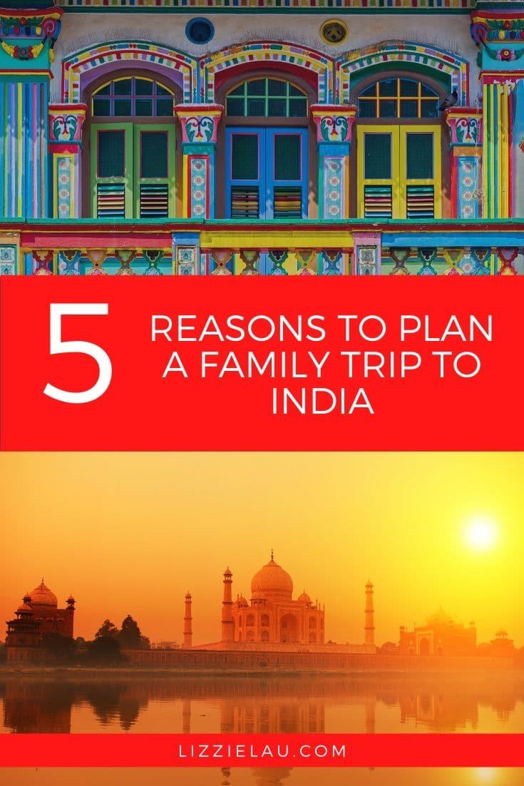 Family Trip To India