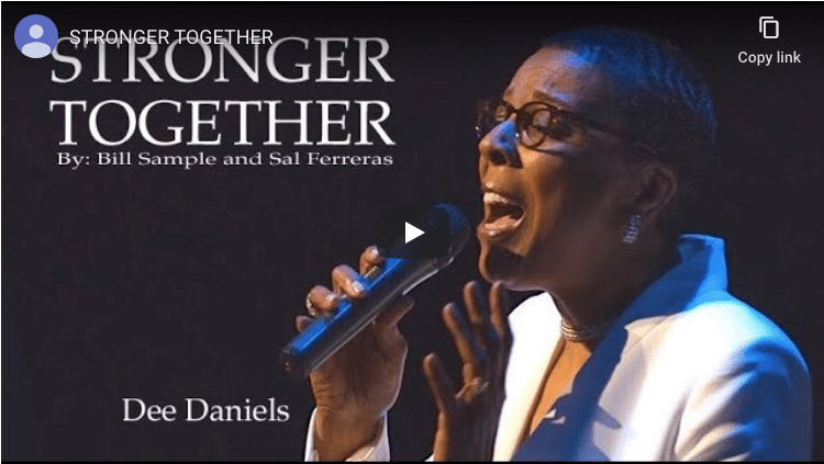 Stronger Together Dee Daniels video
