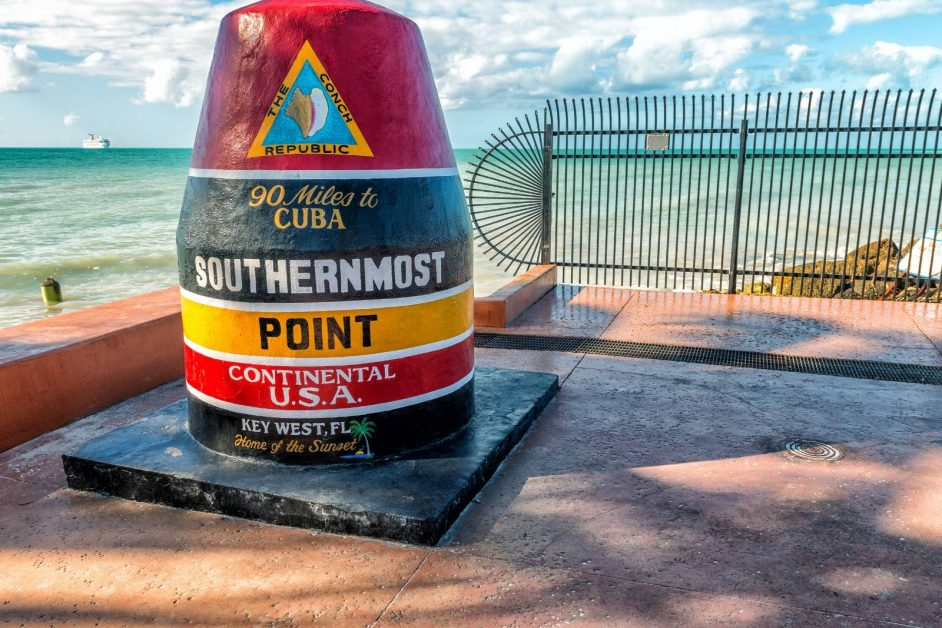 fun facts about Florida - southernmost point