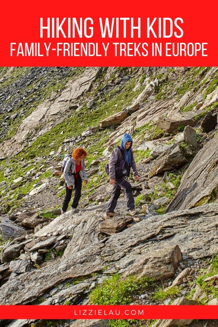 Hiking with Kids: Family-Friendly Treks in Europe
