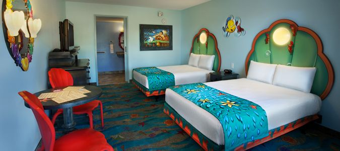 under the sea - hotels to visit with your kids