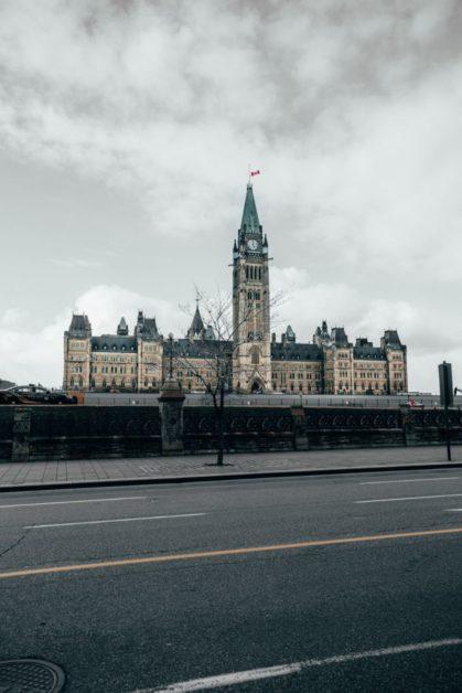 Family Vacations In Canada - Ottawa