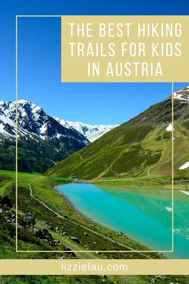 The North-Eastern Tyrol: Best Hiking Trails For Kids in Austria