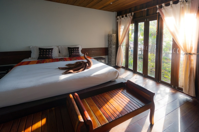types of accommodation - luxury hotels