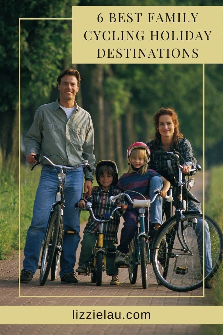 Best Family Cycling Holiday Destinations