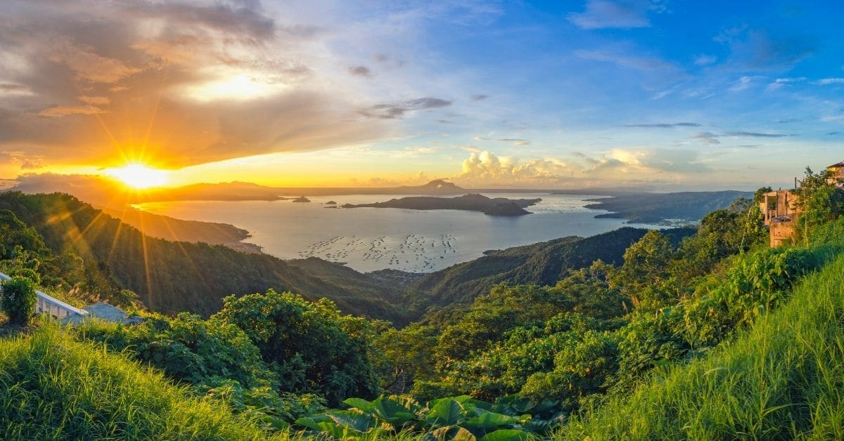 Tagaytay Top 5 Family-friendly Destinations in the Philippines