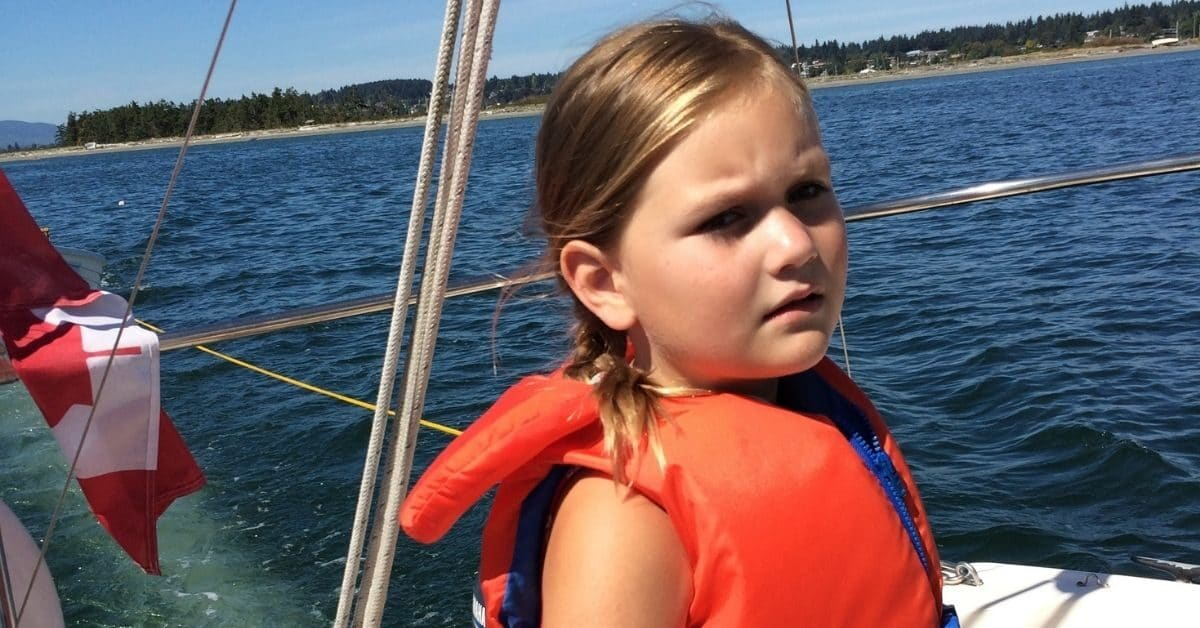 safety for boating with kids